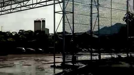 料场防风网