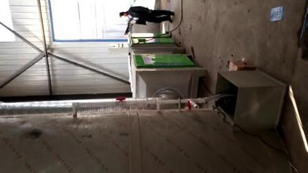 喷漆废气处理成套设备安装案例