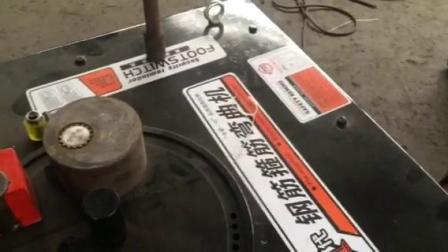 GF25钢筋弯箍机 打箍机 数控箍筋机