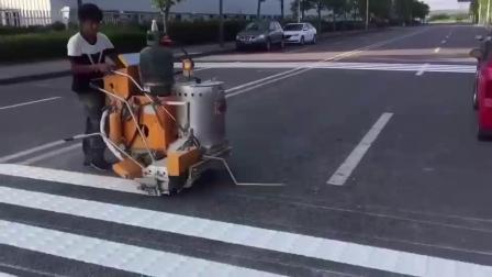 华光牌路面划线机