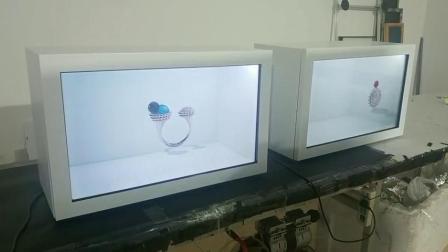 透明展示櫃