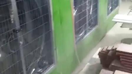 水式打磨吸塵櫃效果展示