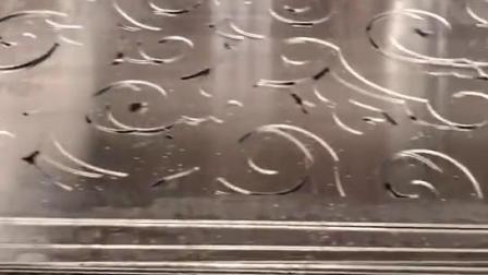 冲孔铝单板加工图