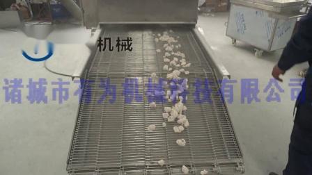 鸡米花裹粉机