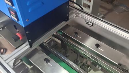 热熔胶自动封盒机