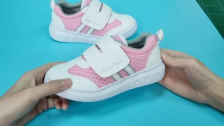 矯健健步網鞋介紹