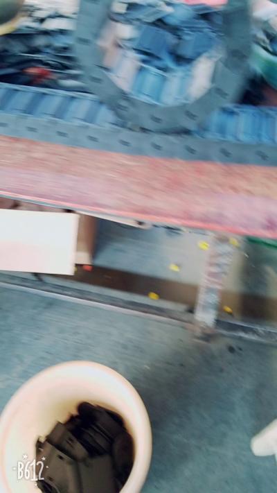 塑料拖链加工视频