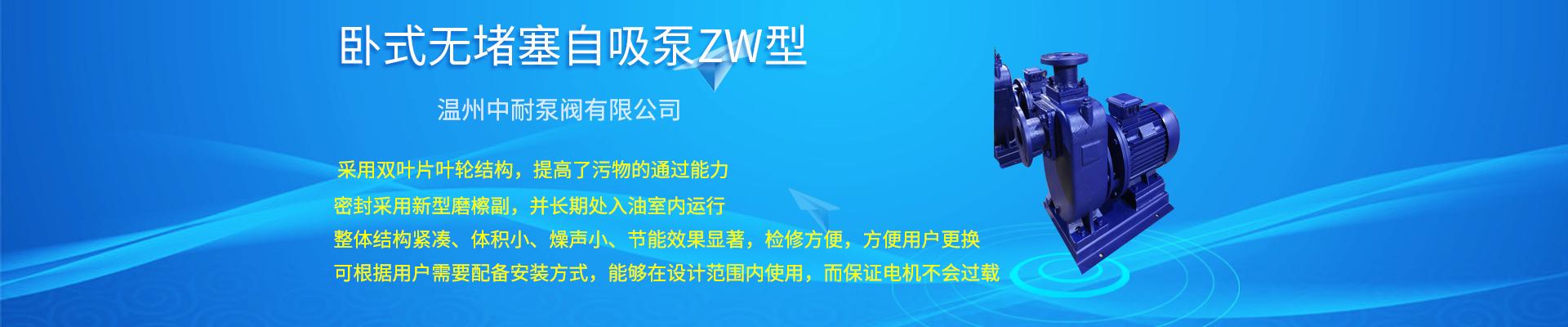 浙江中耐泵业有限公司