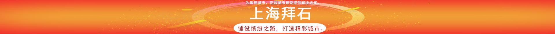 上海拜石實業發展有限公司