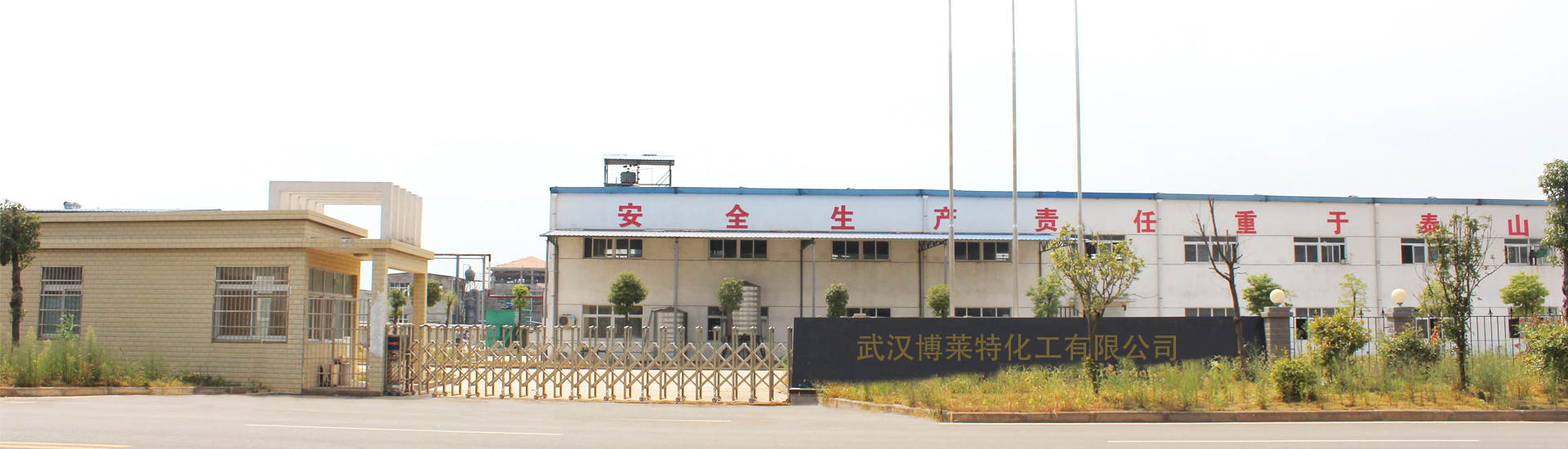 武汉博莱特化工有限公司