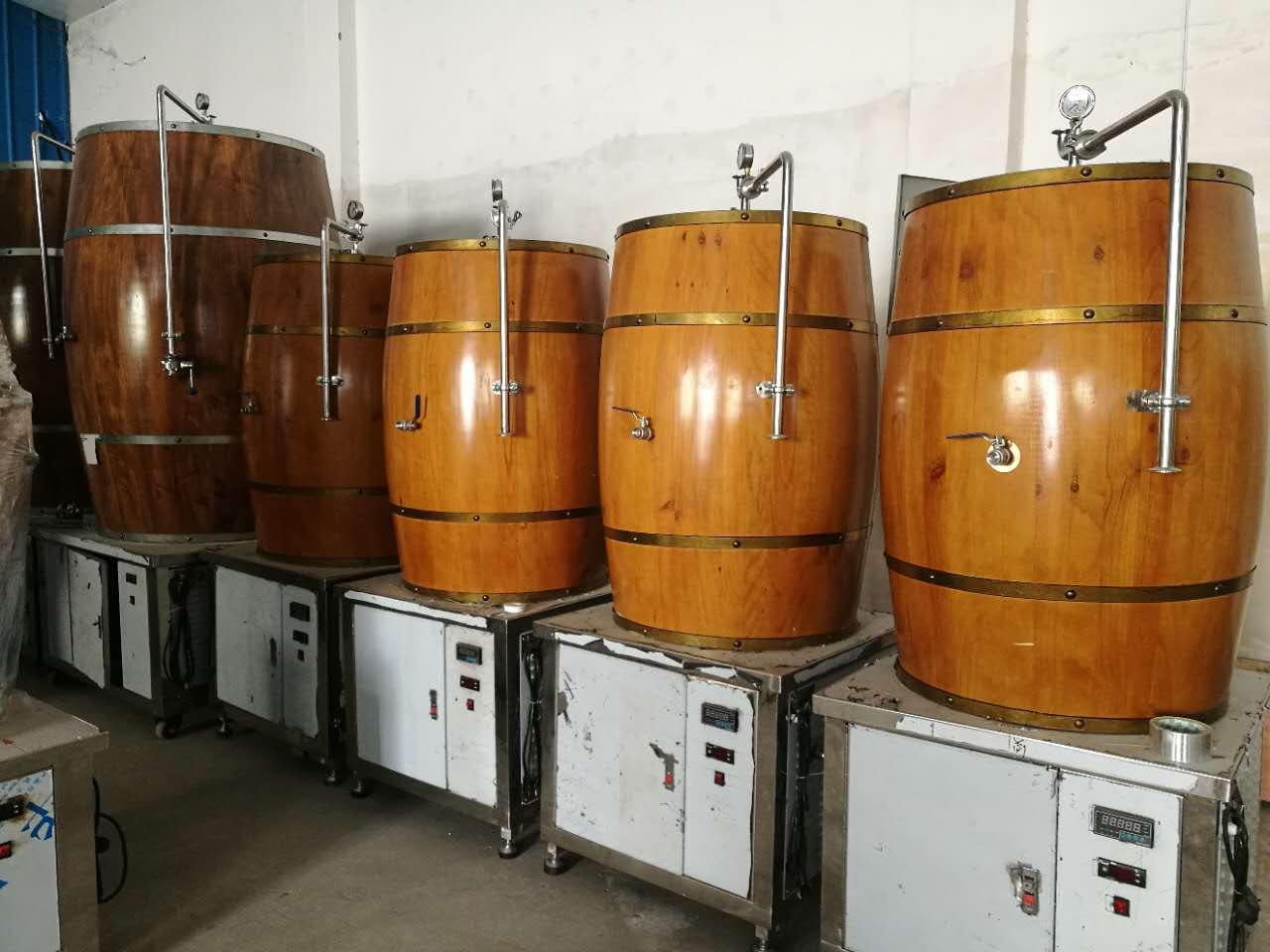 自酿啤酒设备有哪些性能优势?