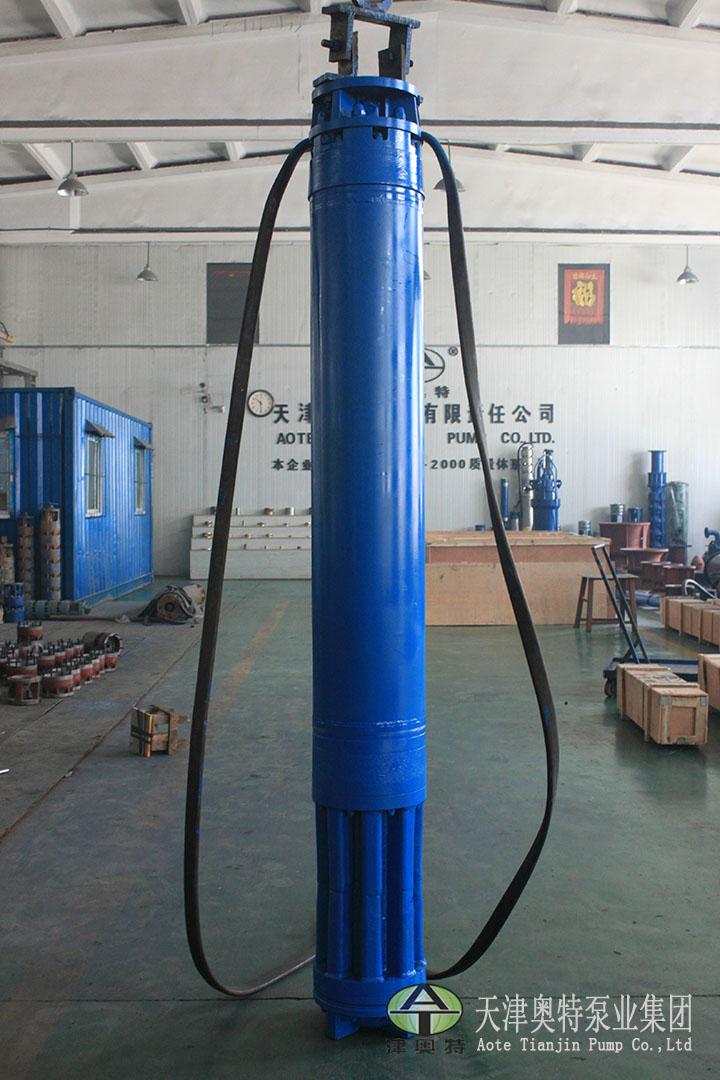津奥特10KV高压潜水电机