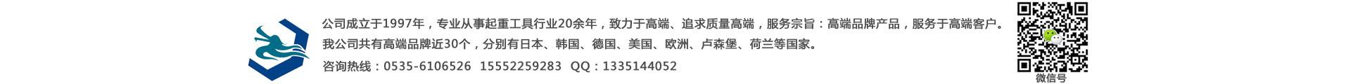 煙臺開發區龍海起重工具有限公司