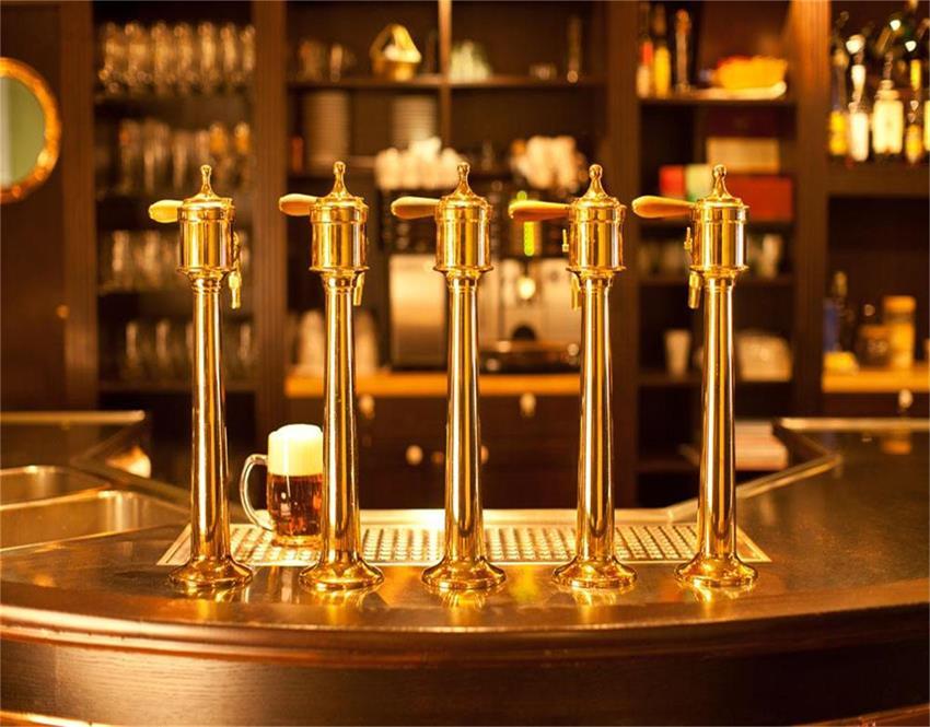 小型啤酒设备酿造的啤酒温差影响口感