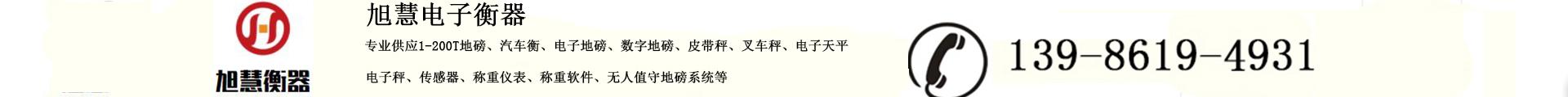 武汉旭慧电子衡器有限公司