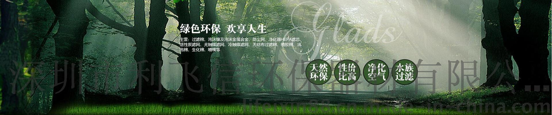 深圳市利飞信环保器材有限公司