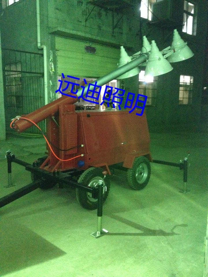 拖拉式照明车武汉远迪照明三大突破性的创新