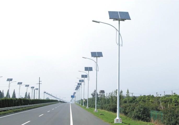 好恒照明LED太阳能路灯 乡村太阳能路灯