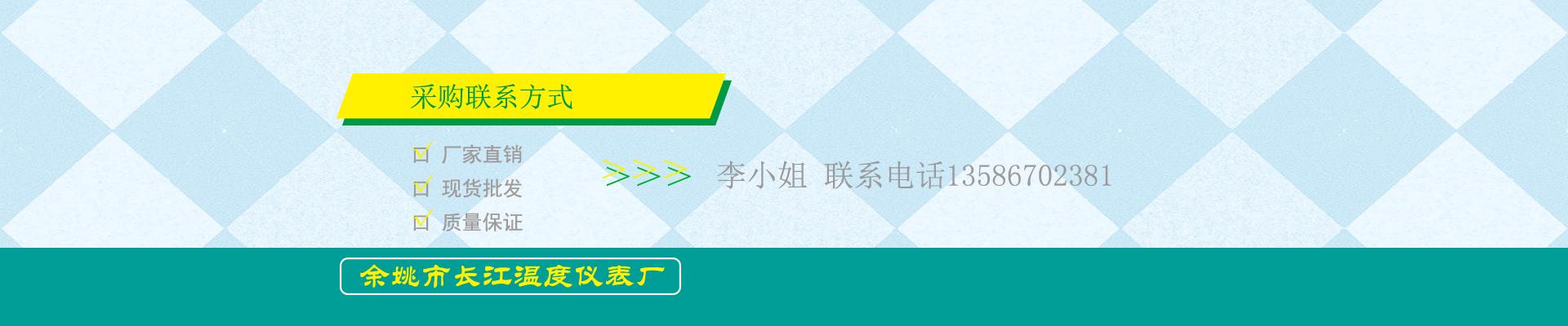 余姚市长江温度仪表厂