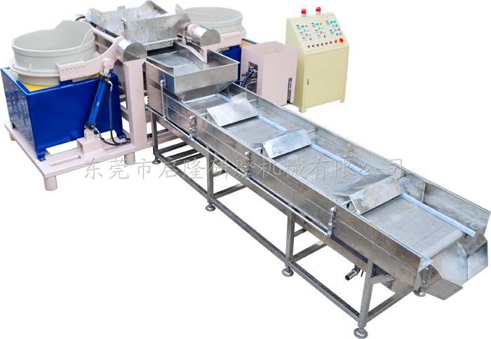 哪家公司具有成套的自动化研磨设备研发生产
