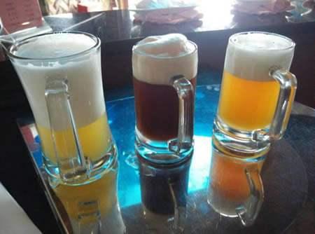 啤酒质量优劣判别方法