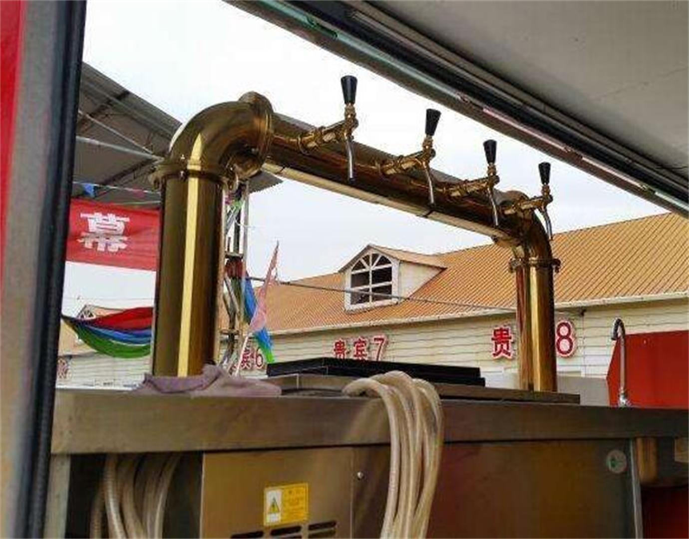 啤酒设备酿造的啤酒硅元素可强健骨骼