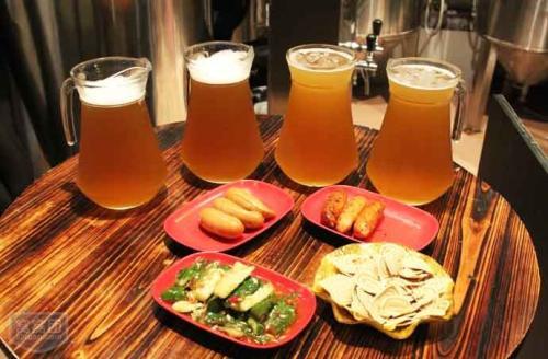 自酿啤酒设备的发展前景