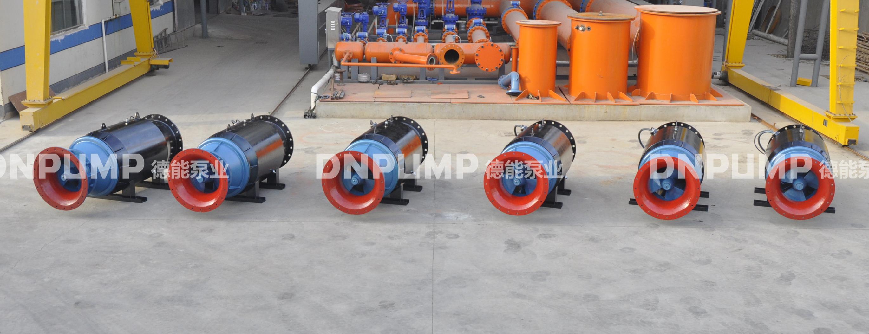 德能泵业(天津)有限公司
