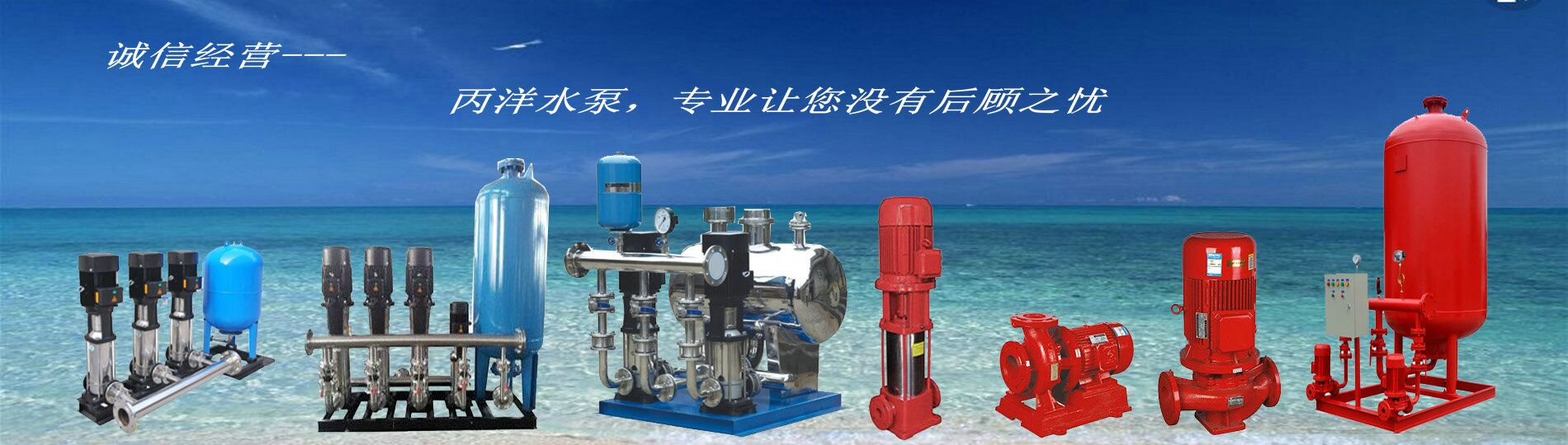 上海丙洋泵业制造有限公司
