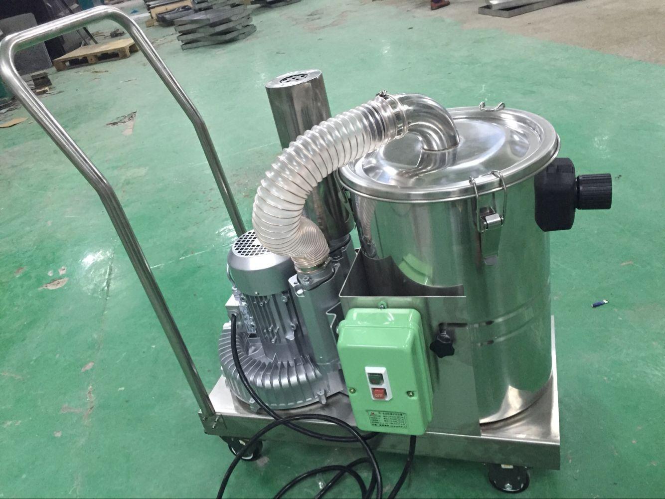 供应东莞大功率工业吸尘器 吸尘设备