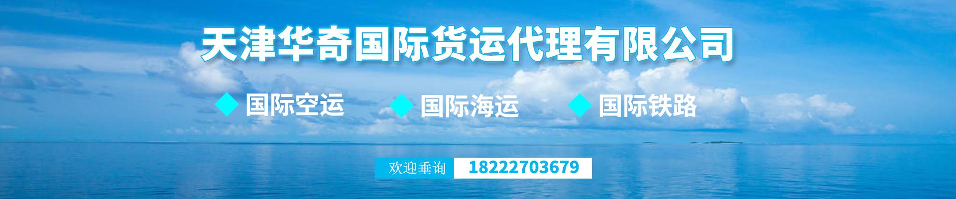 天津华奇国际货运代理有限公司
