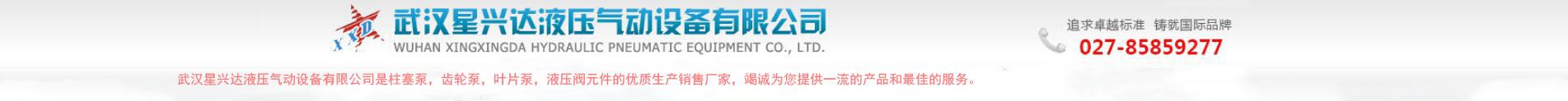 武漢星興達液壓氣動設備有限公司