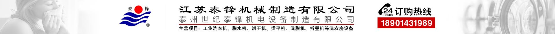 江蘇泰鋒機械製造有限公司
